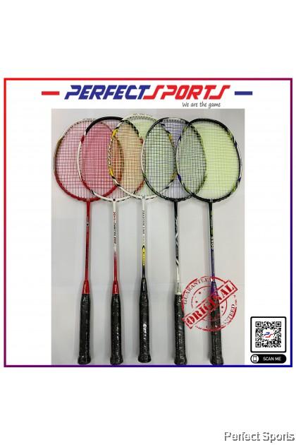 [Paid 1 get 3]Perfect Sports - Kimoni Badminton Racket [100% Genuine]