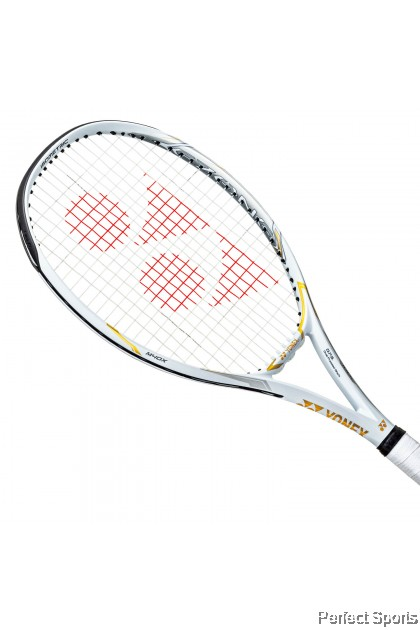 [Free String+Grip+Cover] Yonex EZONE 100L Naomi Osaka Limited Edition White/Gold Tennis Racquet