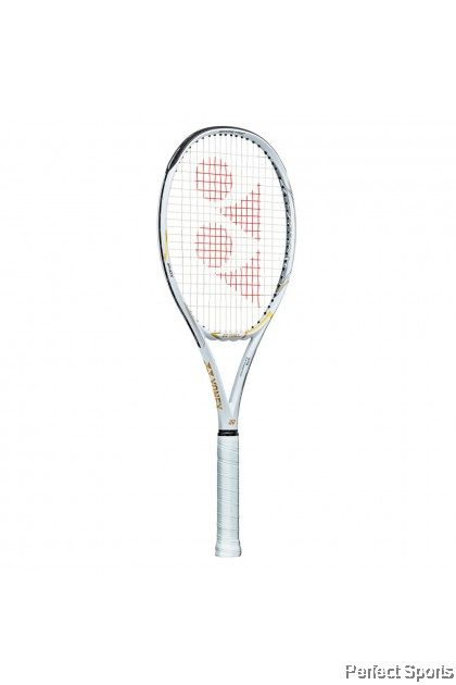 [Free String+Grip+Cover] Yonex EZONE 98 Naomi Osaka Limited Edition White/Gold Tennis Racquet