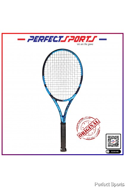 [Free String + Grip + Cover] Babolat Pure Drive 2021 (300g)