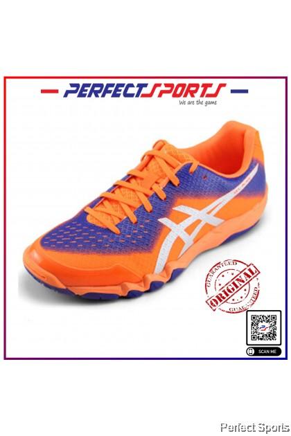 Perfect Sports - Asics Gel Blade 6 - Coralicious / Silver / Asics Blue [100% Genuine]
