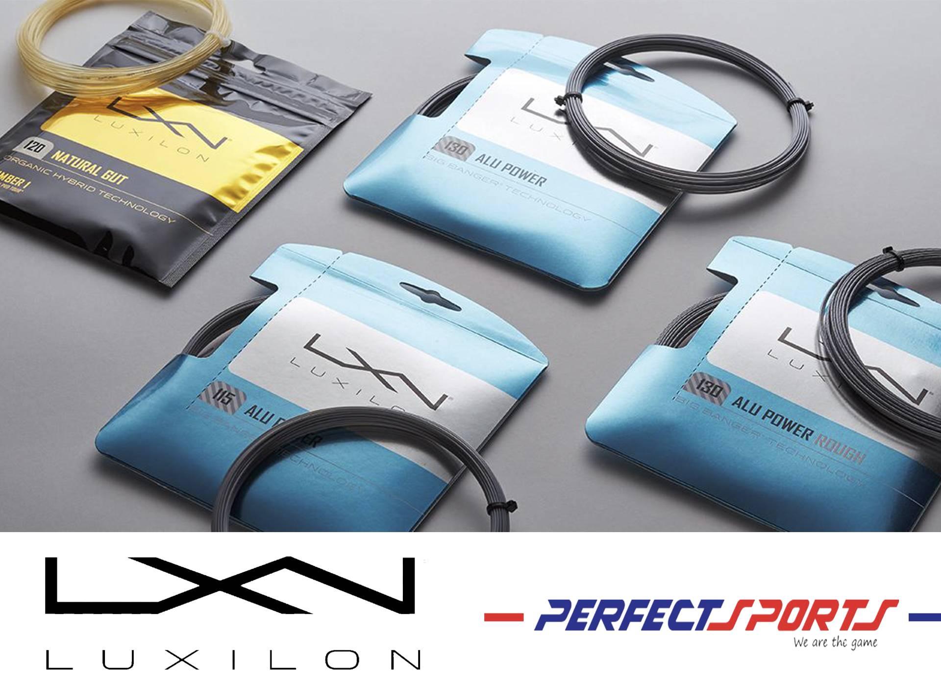 LXN luxilon x Perfect Sports